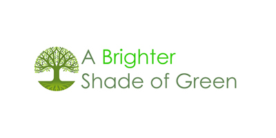 A Brighter Shade of Green Logo Design