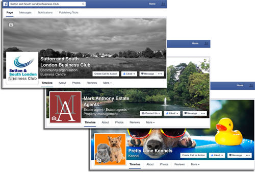 Facebook Design Small Business